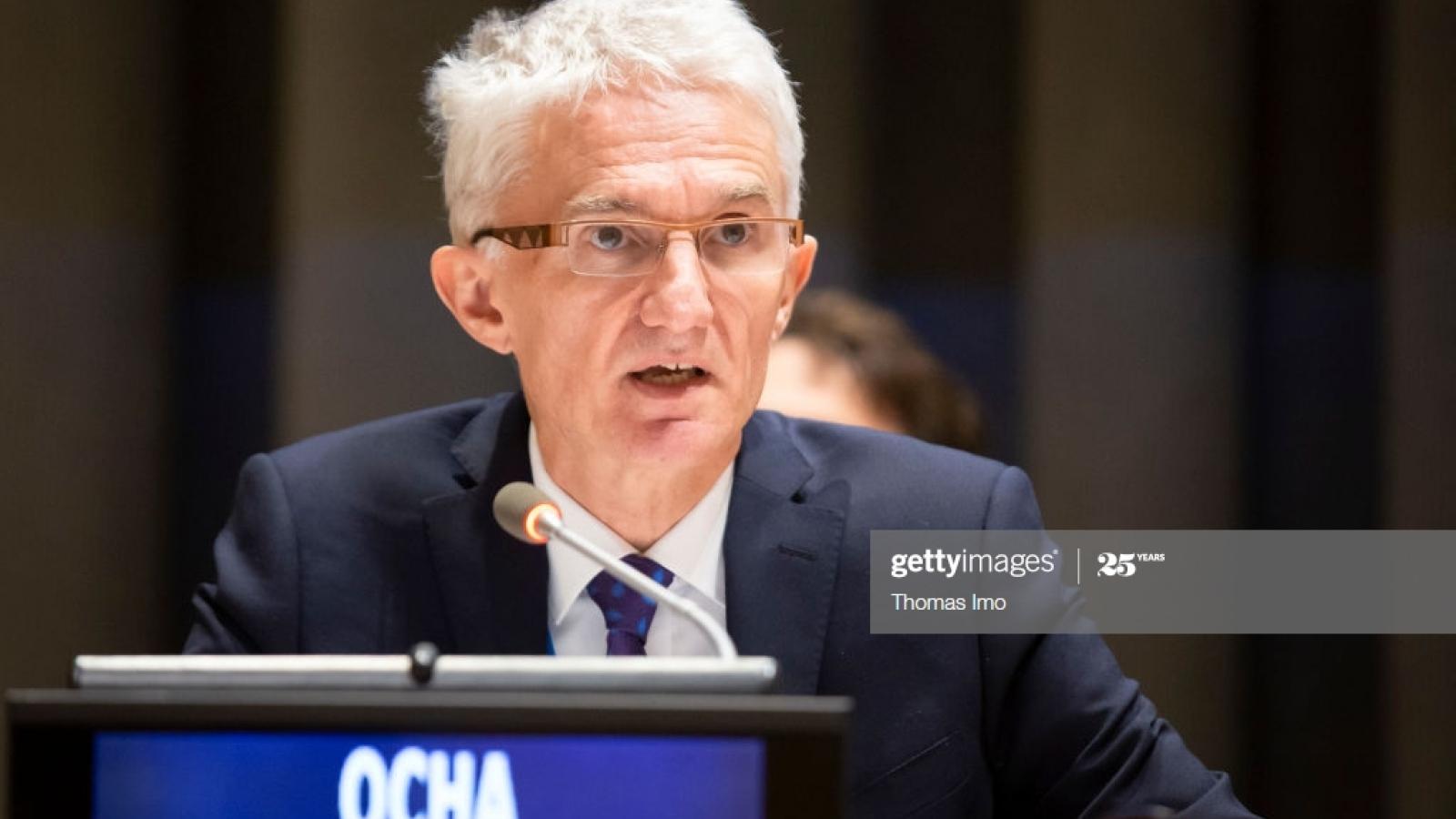 Liên Hợp Quốc kêu gọi 6,7 tỷ USD giúp các nước nghèo đối phó Covid-19