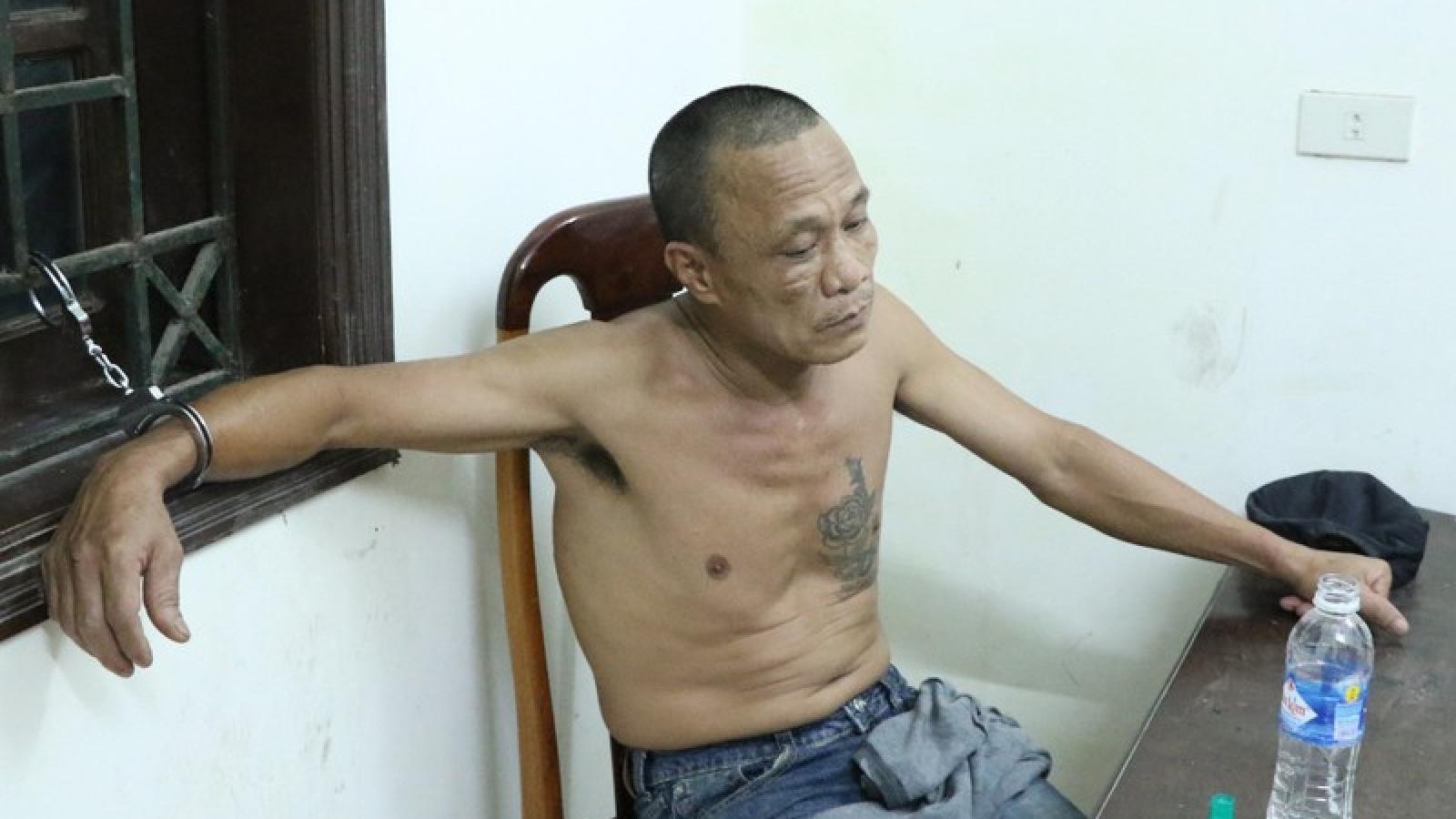Khởi tố kẻ chém thương vong hai vợ chồng ở Hà Tĩnh
