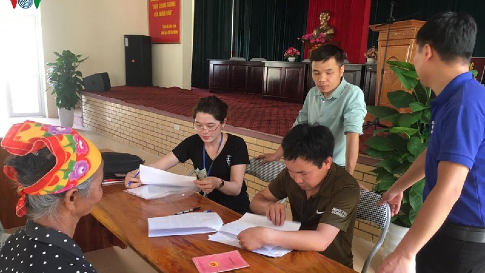 Người dân Sơn La ấm lòng từ gói hỗ trợ an sinh xã hội của Chính phủ