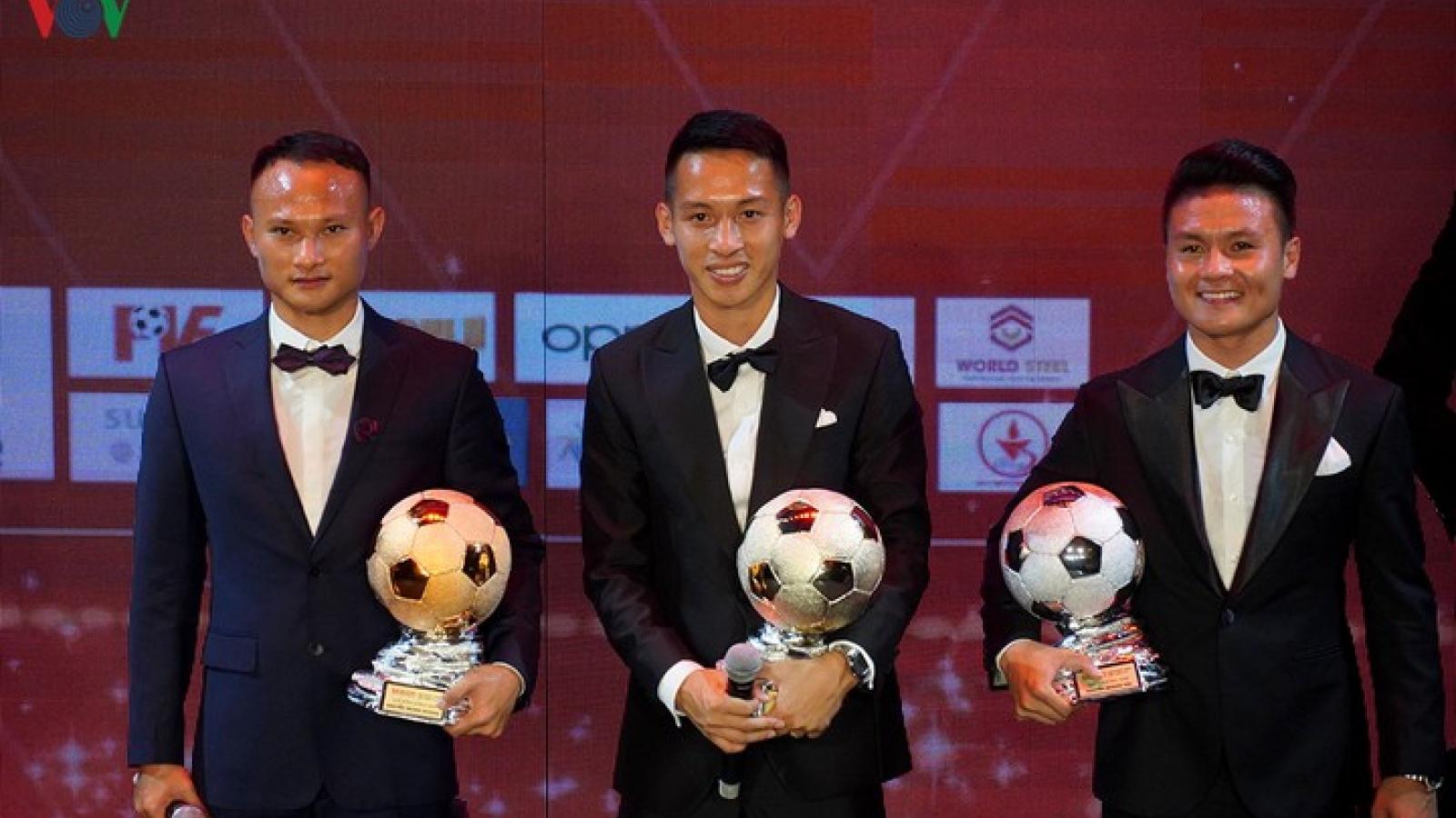 BLV Anh Ngọc: Quang Hải hay nhưng chưa đủ để đoạt Quả bóng Bạc 2019