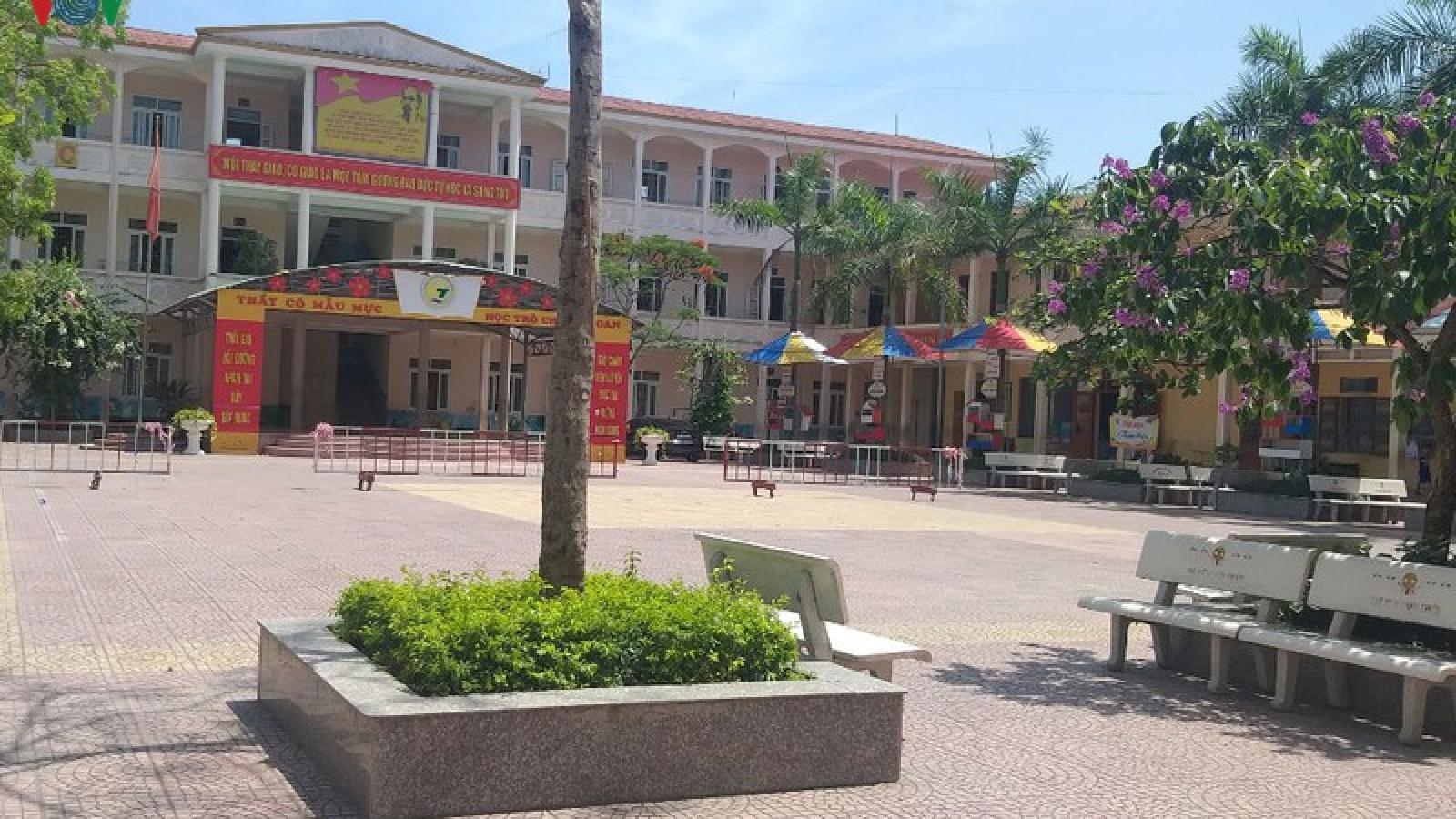 Hải Phòng yêu cầu bố trí khu vực chờ cho học sinh đi học sớm