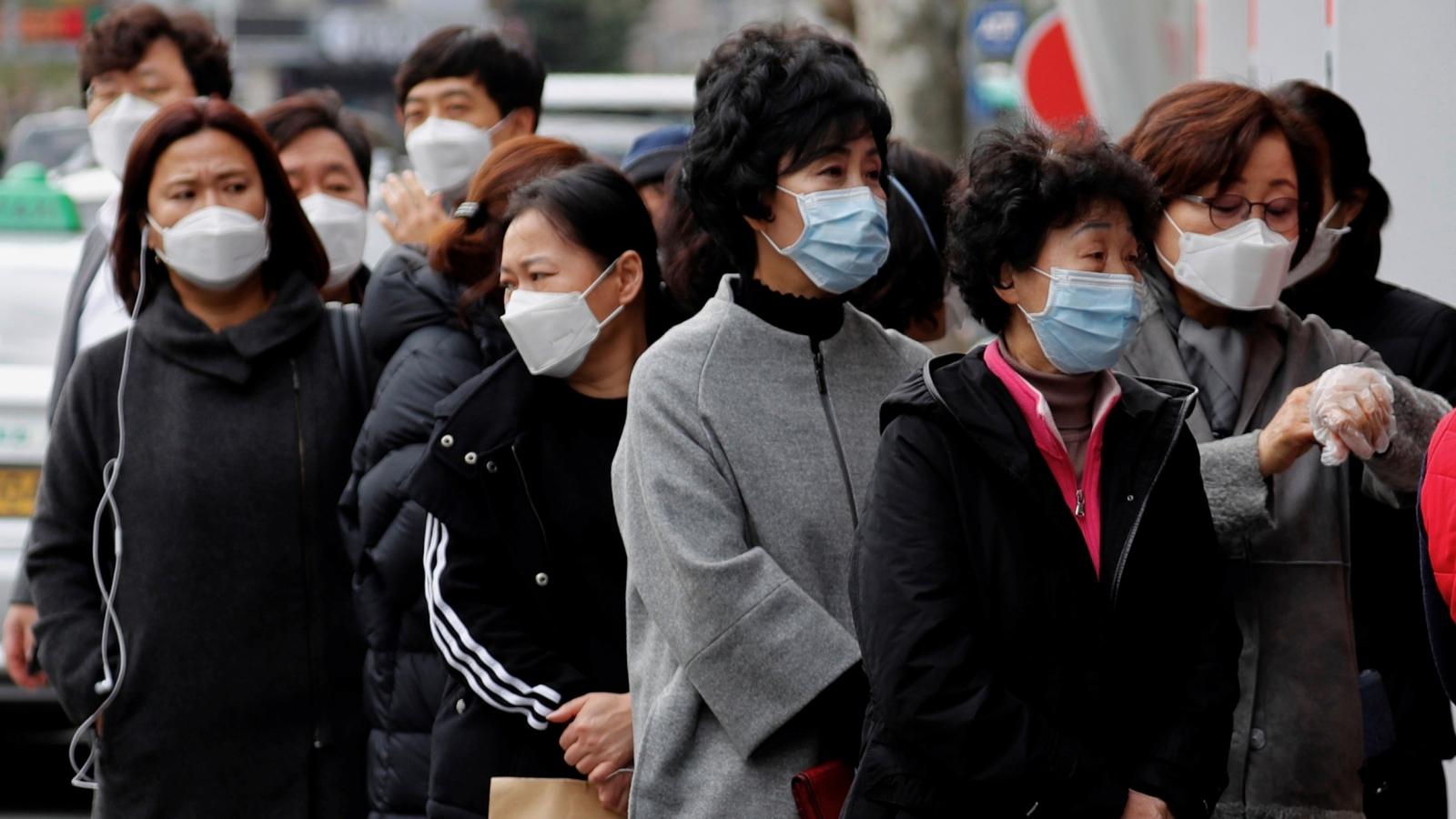 Hàn Quốc: Số ca mới mắc Covid-19 dừng ở mức 1 con số