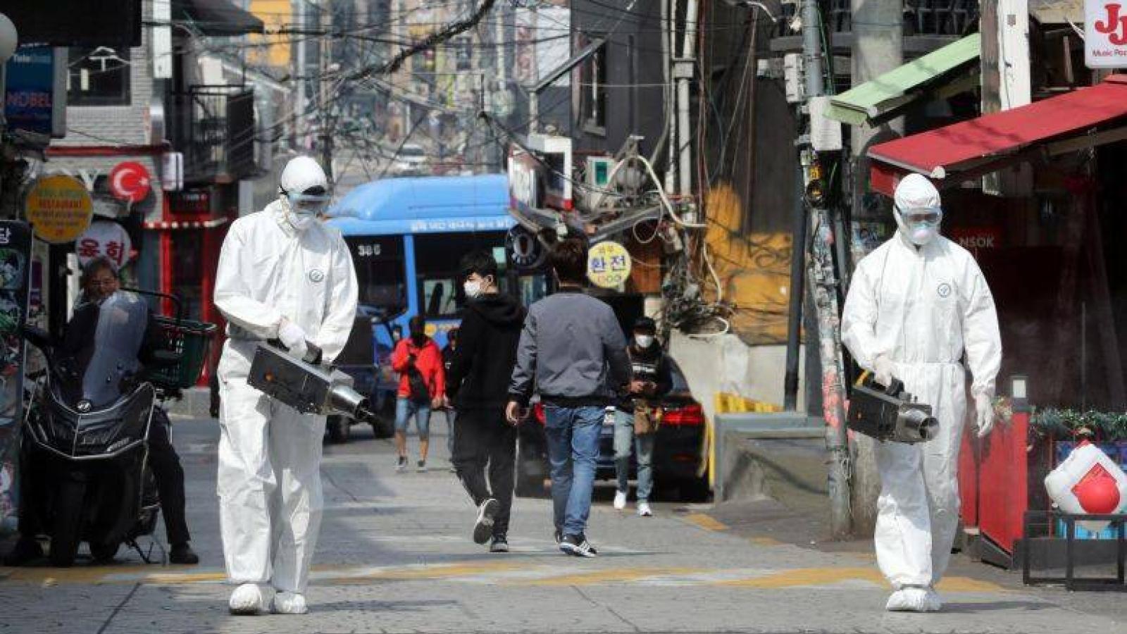 Kỳ thị người đồng tính cản trở việc kiểm soát Covid-19 tại Hàn Quốc