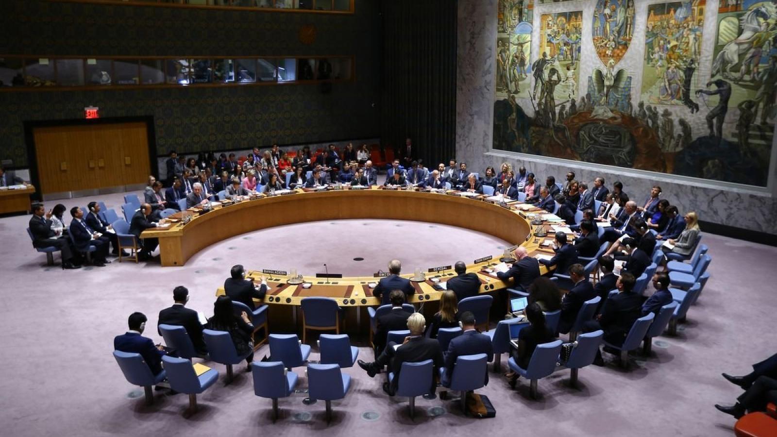 Mỹ hy vọng Hội đồng bảo an sẽ kéo dài cấm vận vũ khí đối với Iran
