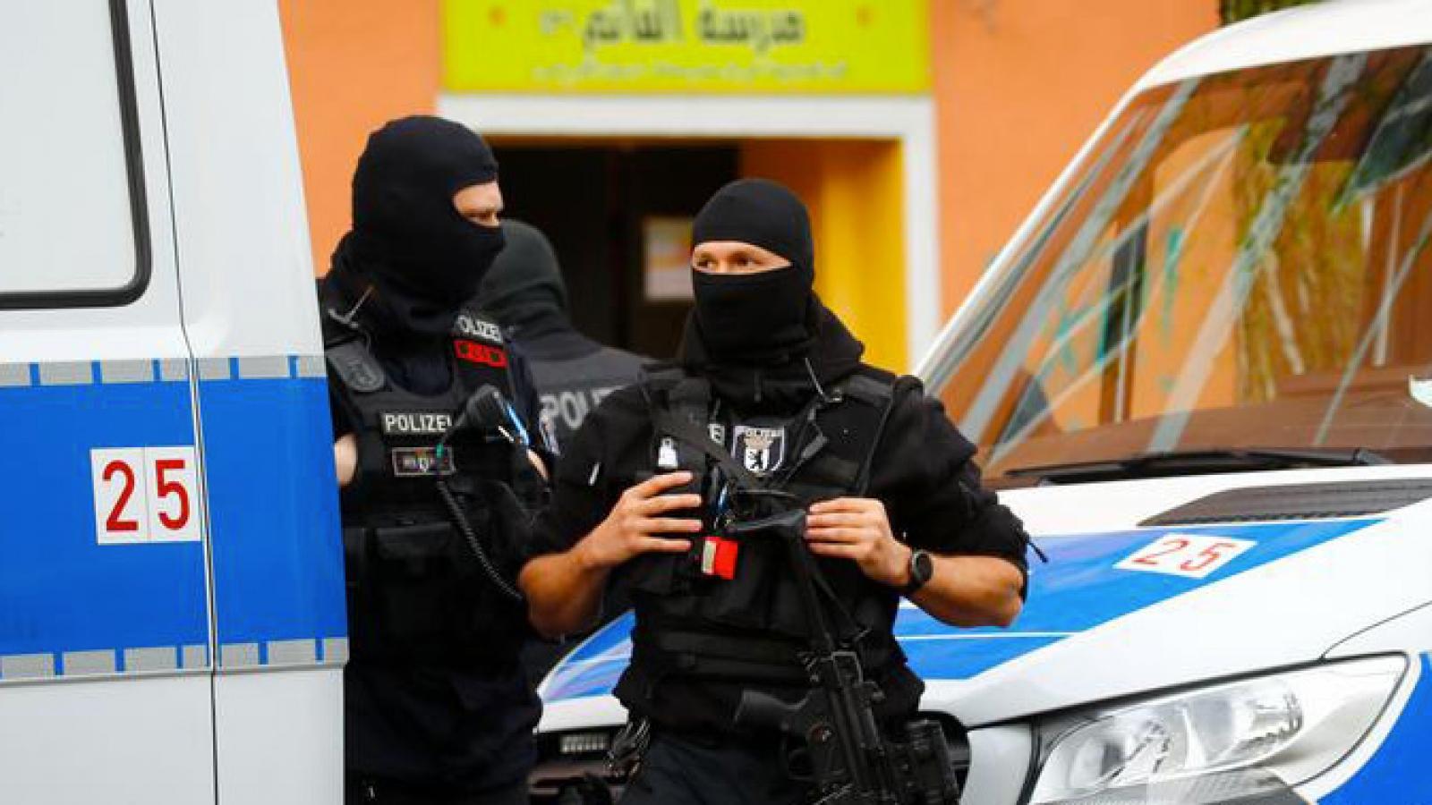 Đức cấm mọi hoạt động của tổ chức Hezbollah trên đất Đức
