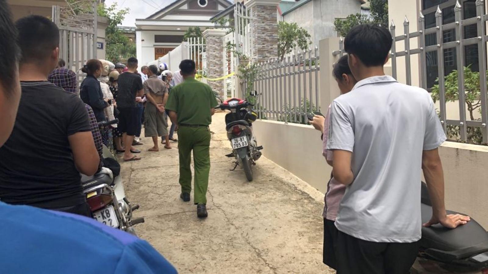 Một cụ bà bị sát hại vào sáng sớm tại nhà riêng