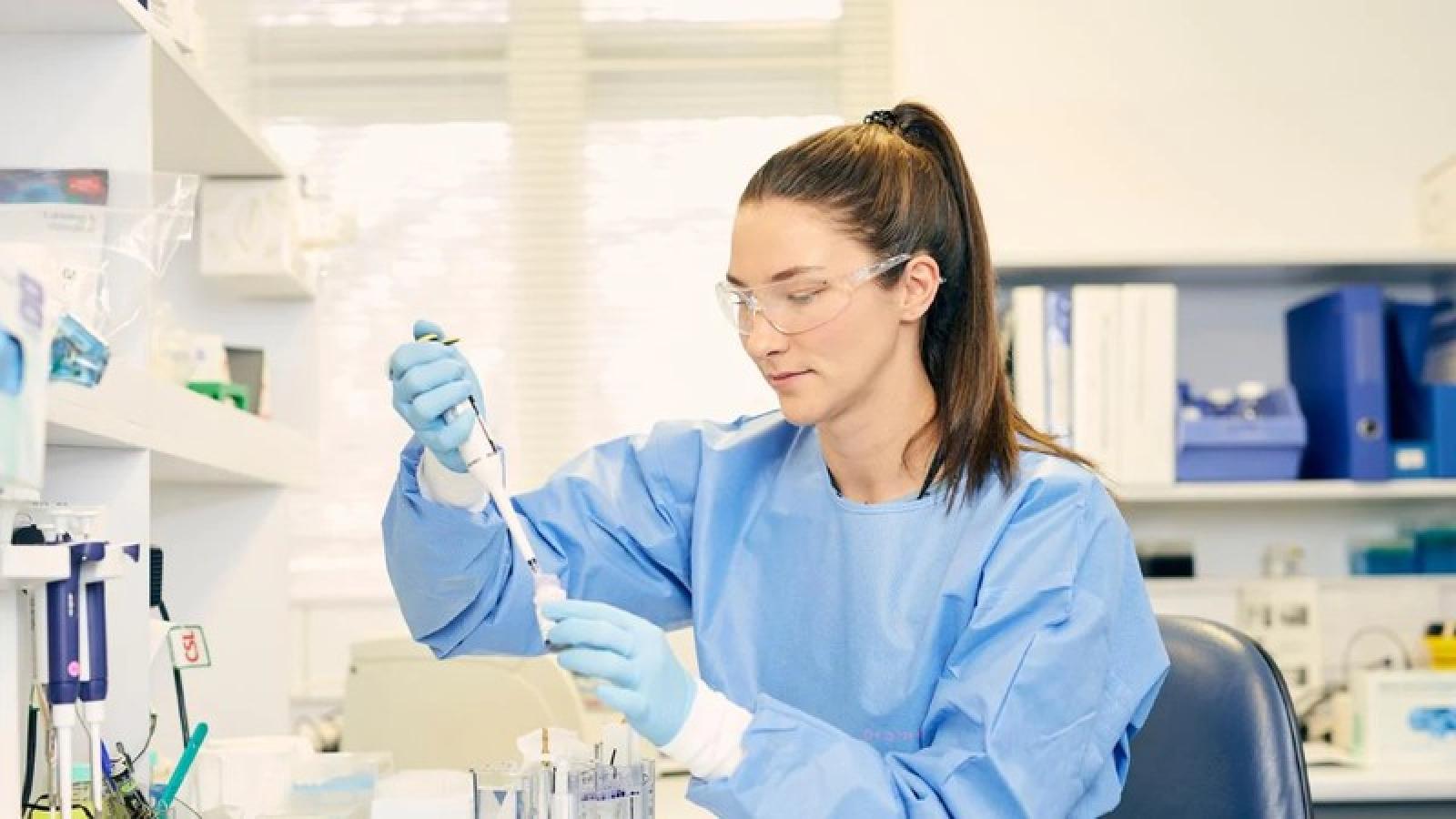 Australia phát triển kháng thể điều trị Covid-19