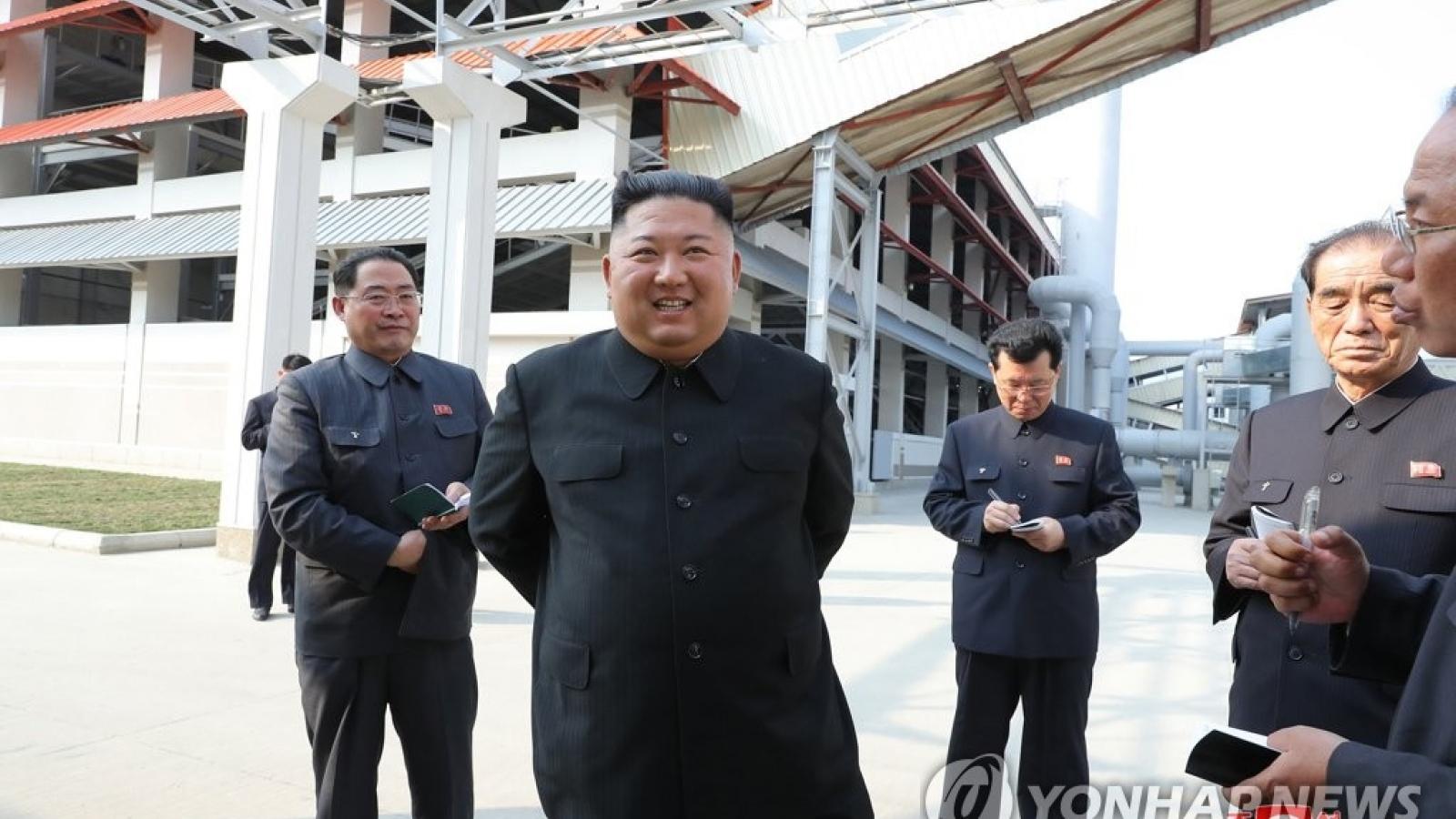 """""""Tin giả về Triều Tiên có thể gây ra sự hỗn loạn trong khu vực"""""""