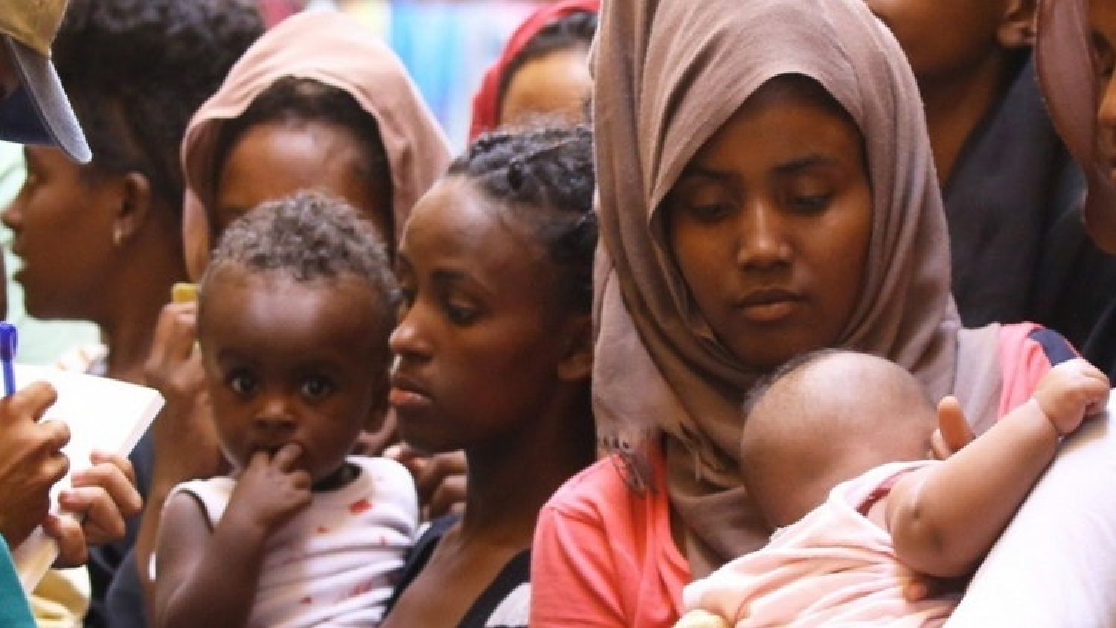 Hơn 250.000 trẻ em Libya có thể mắc các bệnh ngăn được bằng vaccine