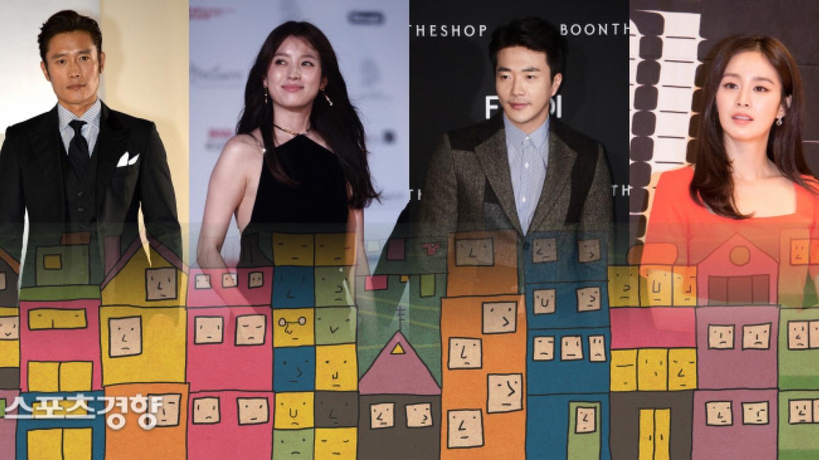 Kim Tae Hee, Lee Byung Hun và dàn sao hạng A gây sốc khi trốn thuế
