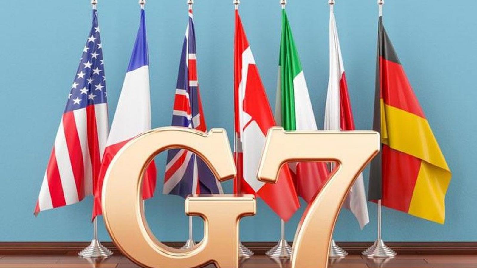 Tổng thống Trump đang cân nhắc nối lại tổ chức Hội nghị G7 tại Mỹ