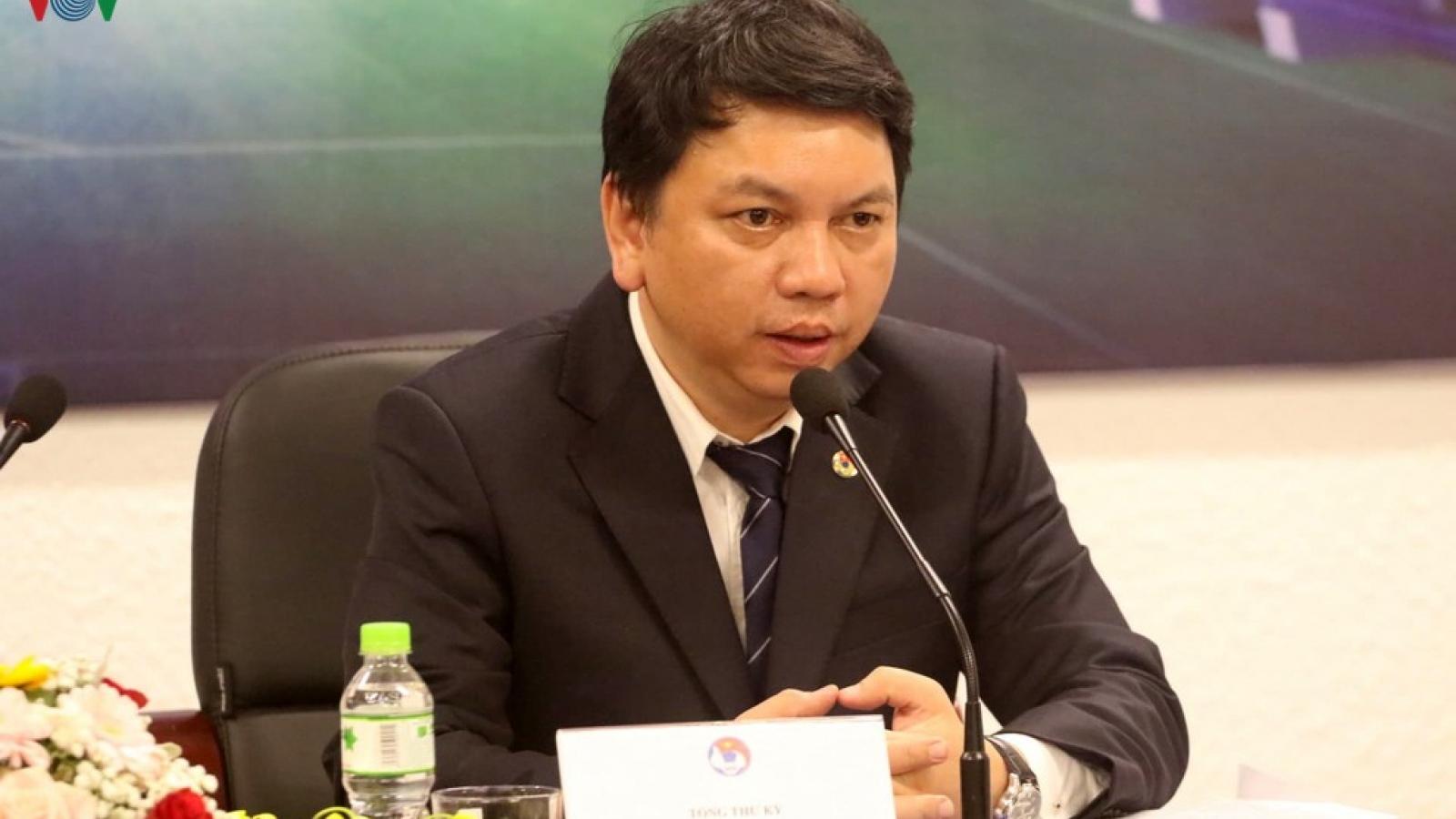 Lãnh đạo VFF tiết lộ kế hoạch sắp tới của thầy trò HLV Park Hang Seo