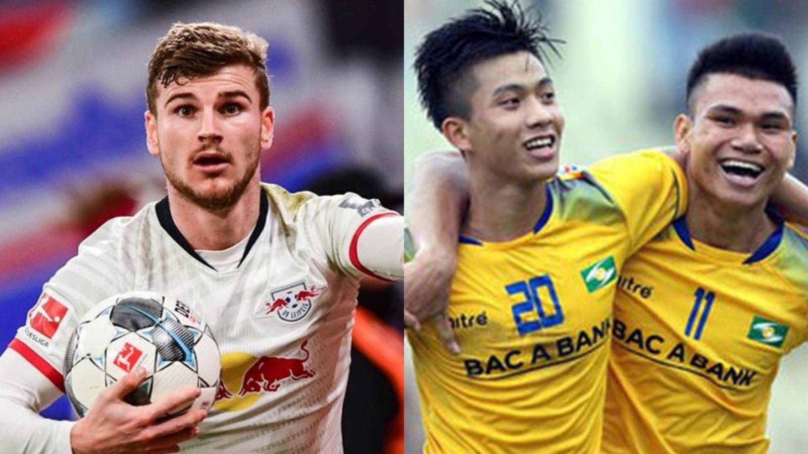 Lịch thi đấu bóng đá hôm nay (24/5): SLNA tiếp đón Bình Định