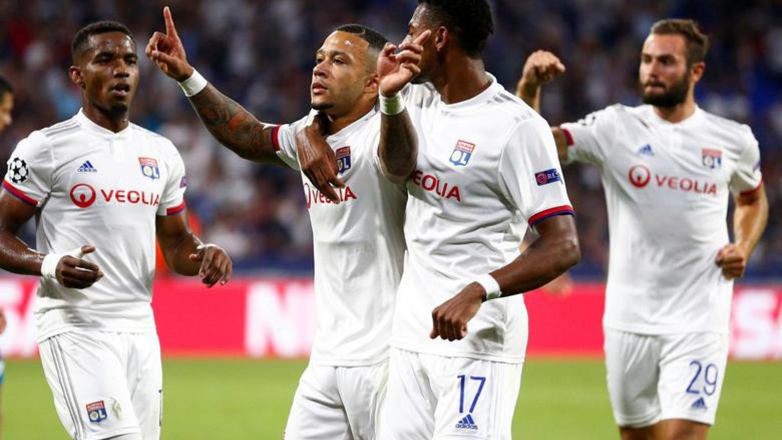 Kháng cáo thất bại, Lyon mất quyền dự Champions League