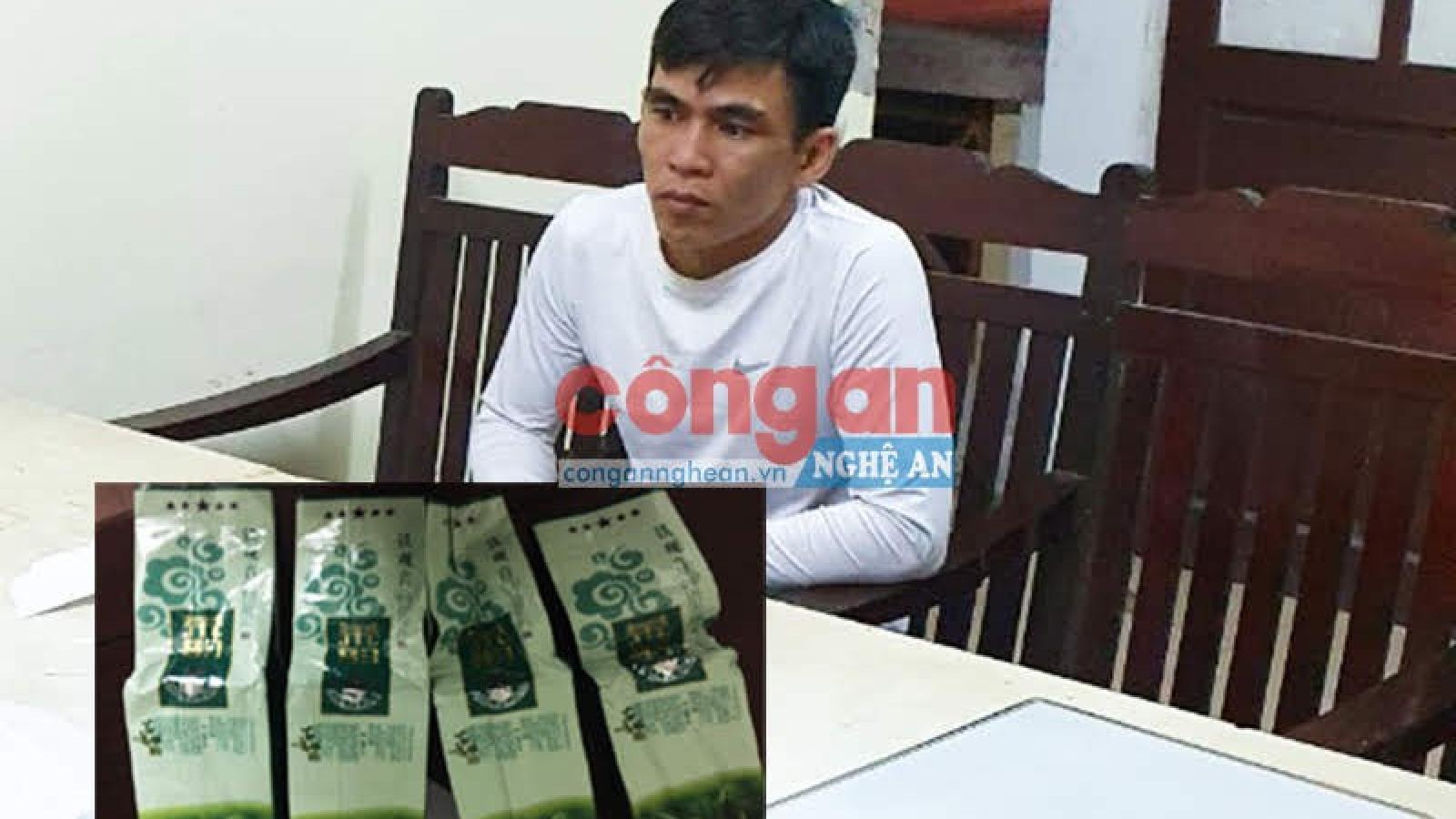 Công an tỉnh Nghệ An triệt phá 2 chuyên án ma túy trong 1 ngày