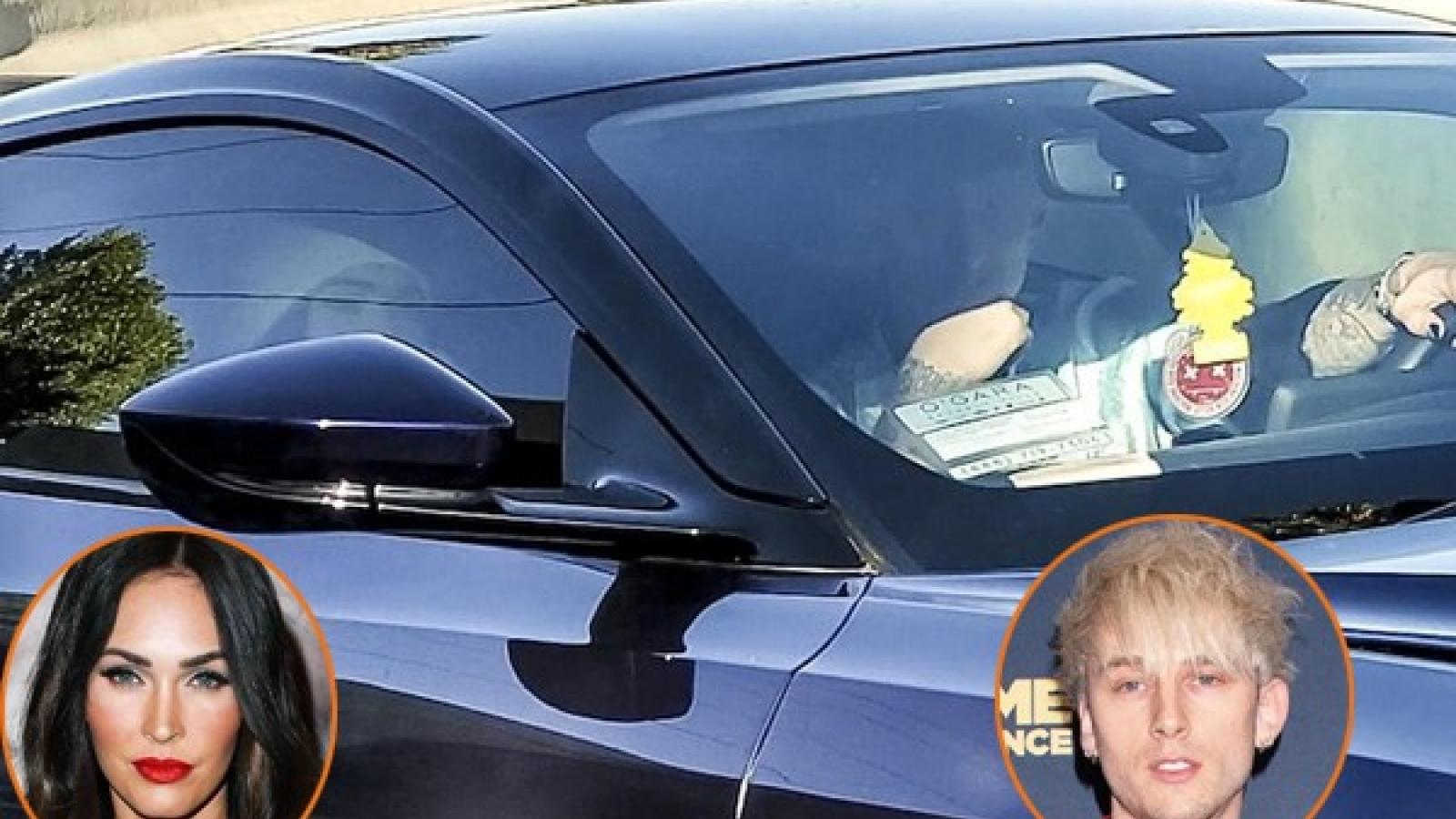 Megan Fox vui vẻ đi chơi, đưa trai trẻ về nhà riêng sau tin đồn ly hôn