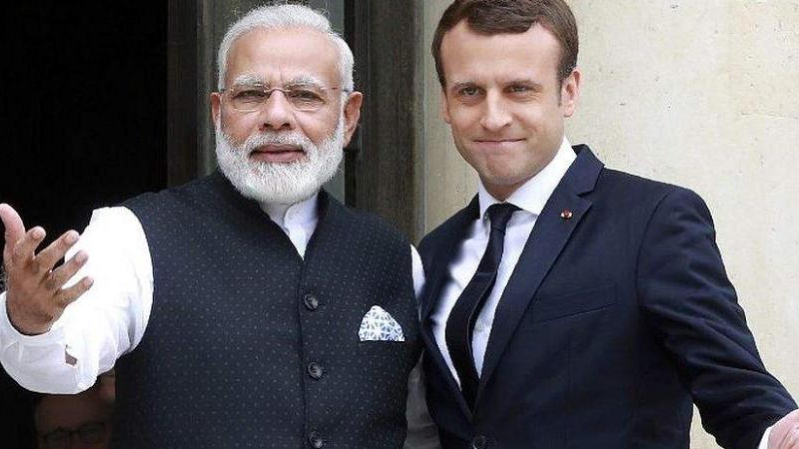 Pháp viện trợ 200 triệu euro giúp Ấn Độ đối phó Covid-19