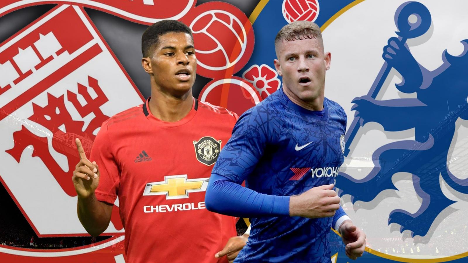 MU và Chelsea sẽ là cội nguồn sức mạnh của ĐT Anh ở EURO 2021?