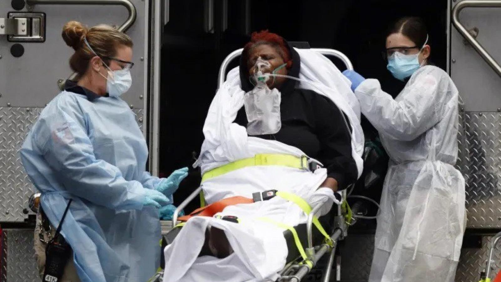 Thế giới có 2,8 triệu ca mắc Covid-19, Mỹ dẫn đầu số ca mắc và tử vong