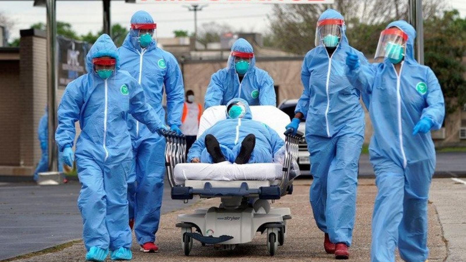 Đi nhà thờ, 180 người ở California (Mỹ) phơi nhiễm virus SARS-CoV-2