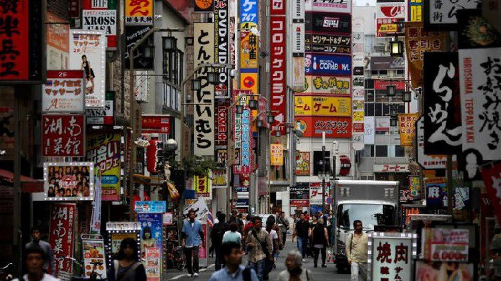 Nhật Bản rơi vào suy thoái trầm trọng nhất kể từ sau chiến tranh