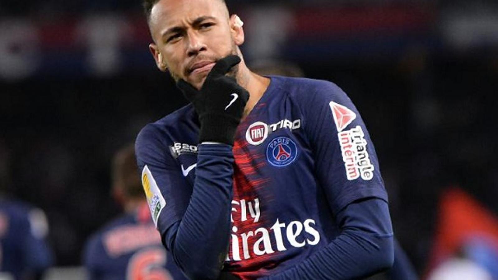 Neymar từ chối đề nghị giảm lương của Chủ tịch PSG