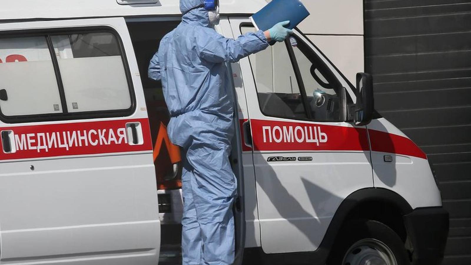 Nga ghi nhận thêm hơn 9.000 ca mắc Covid-19 trong 24h qua