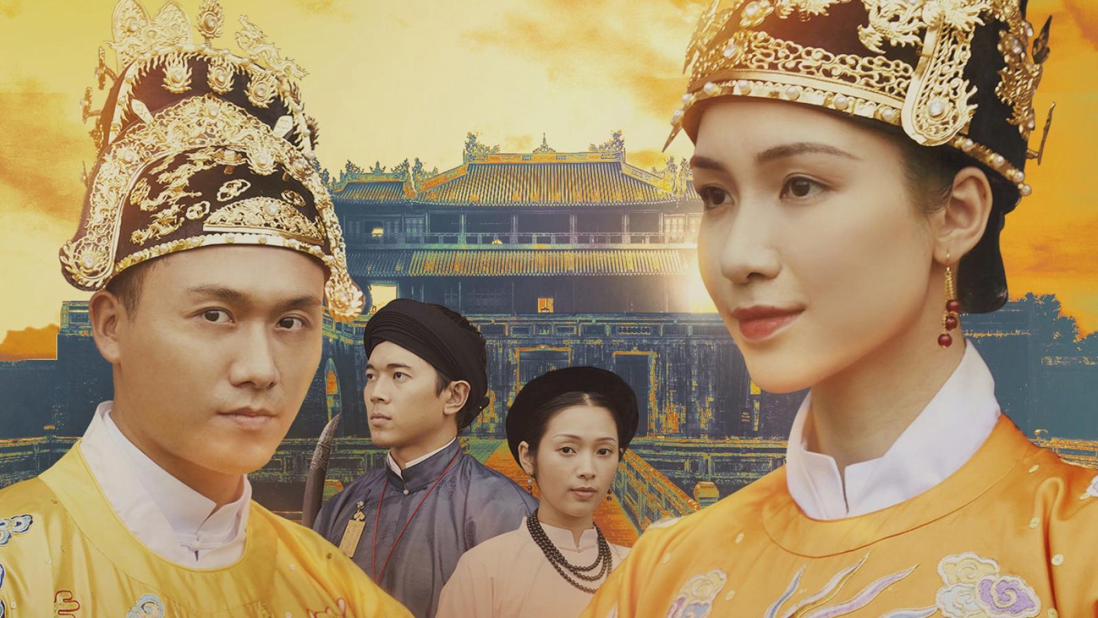 Hòa Minzy vào vai Hoàng hậu Nam Phương trong MV mới?