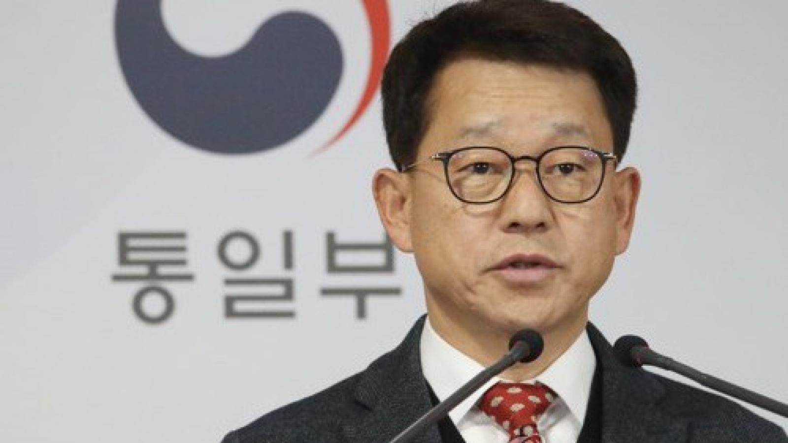 Hàn Quốc sẽ dỡ bỏ lệnh cấm vận Triều Tiên?