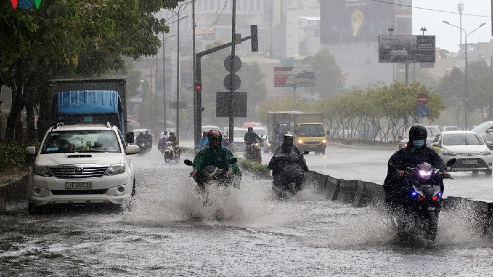 """Đề nghị đẩy nhanh tiến độ sửa chữa đường """"ngập"""" Nguyễn Hữu Cảnh"""