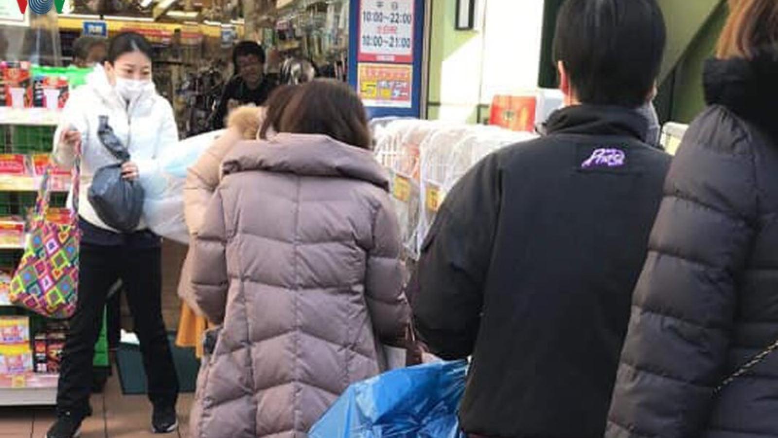 Nhật cảnh báo đợt lây nhiễm Covid-19 mới
