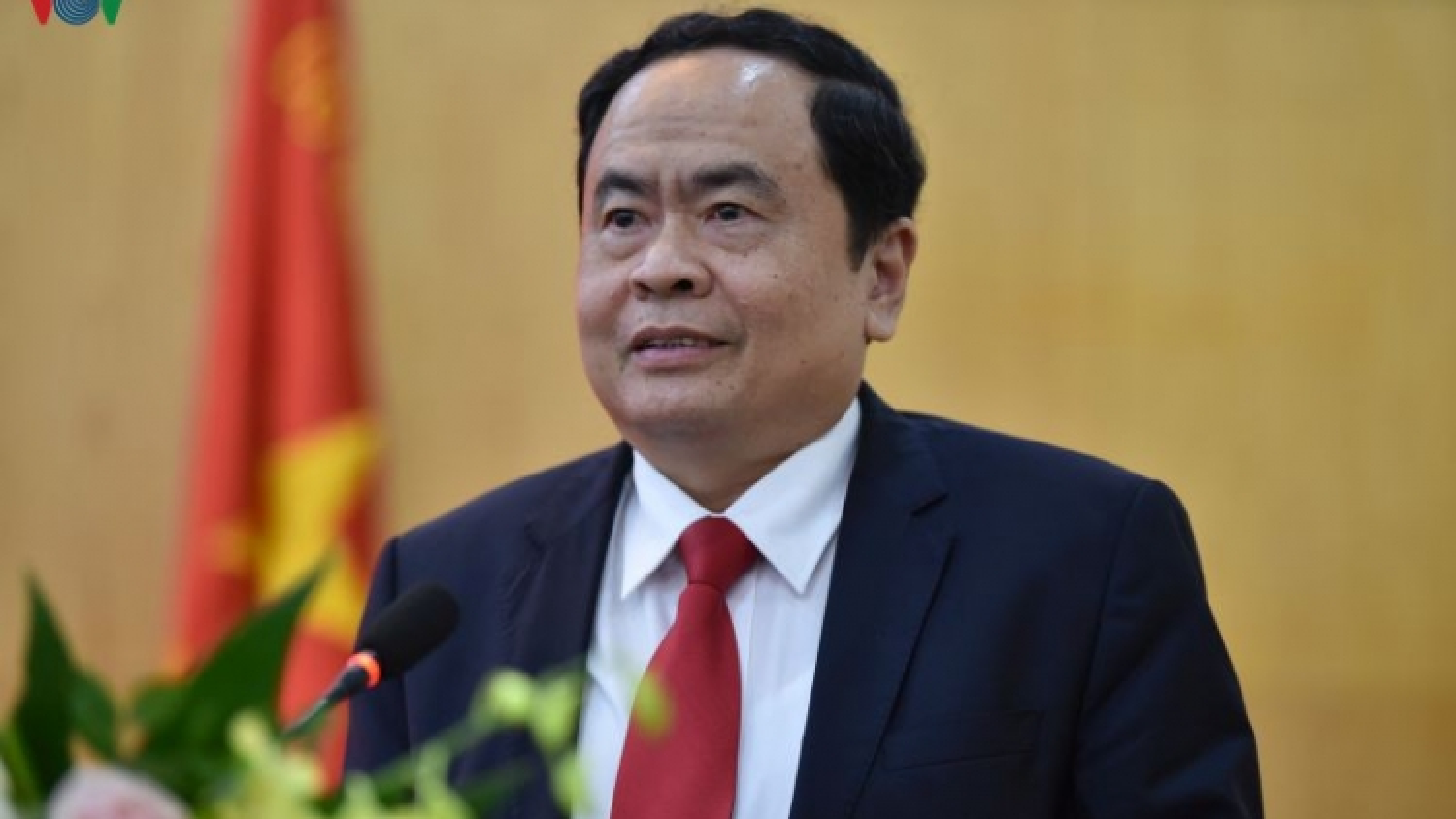 Chủ tịch MTTQ Việt Nam gửi thư chúc mừng Đại lễ Phật đản 2020