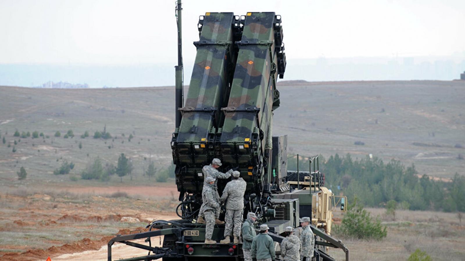 Căng thẳng với Iran hạ nhiệt, Mỹ rút tổ hợp Patriot khỏi Trung Đông?