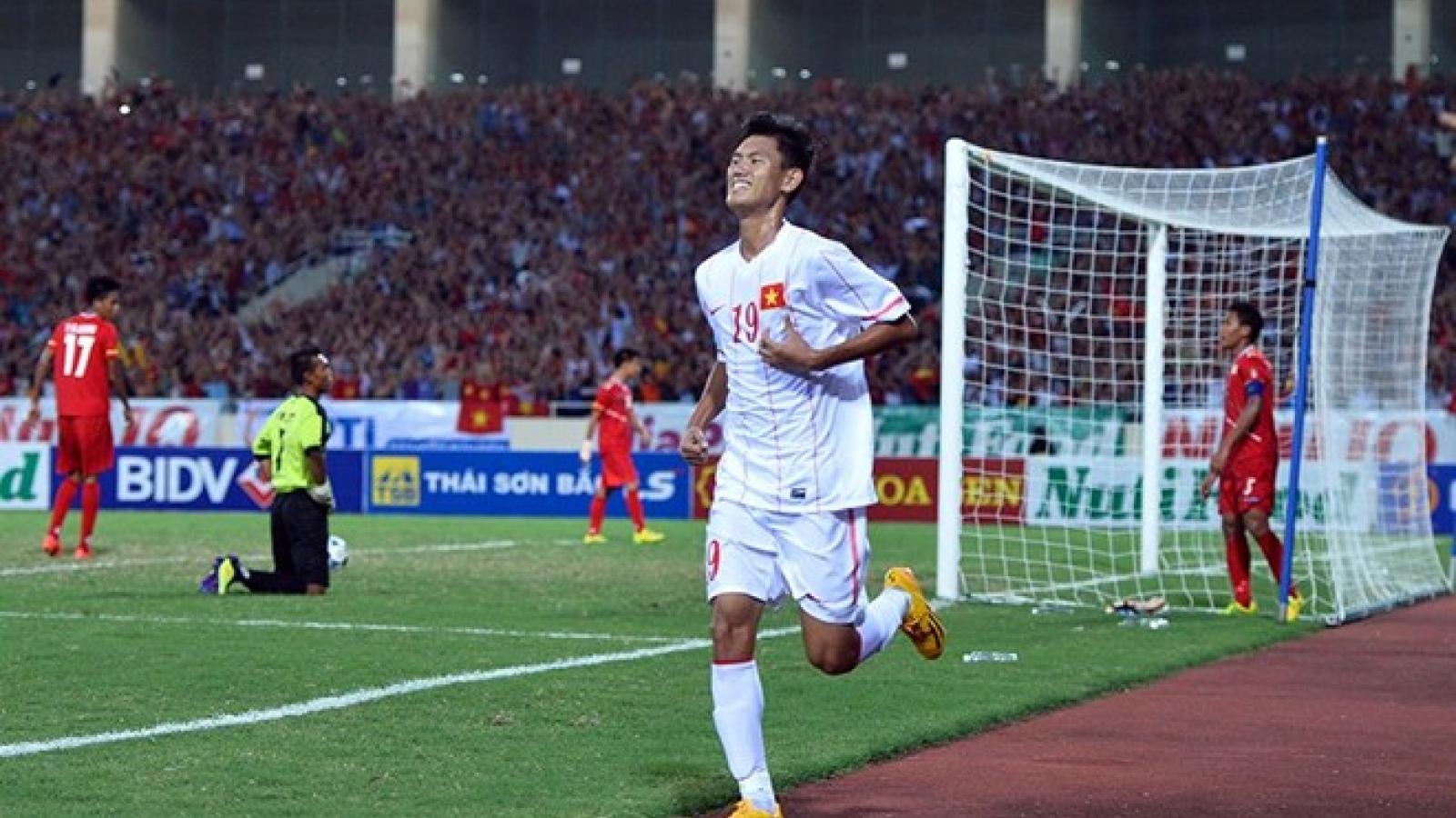 VIDEO: Phan Văn Long ghi bàn thắng để đời trong màu áo U19 Việt Nam
