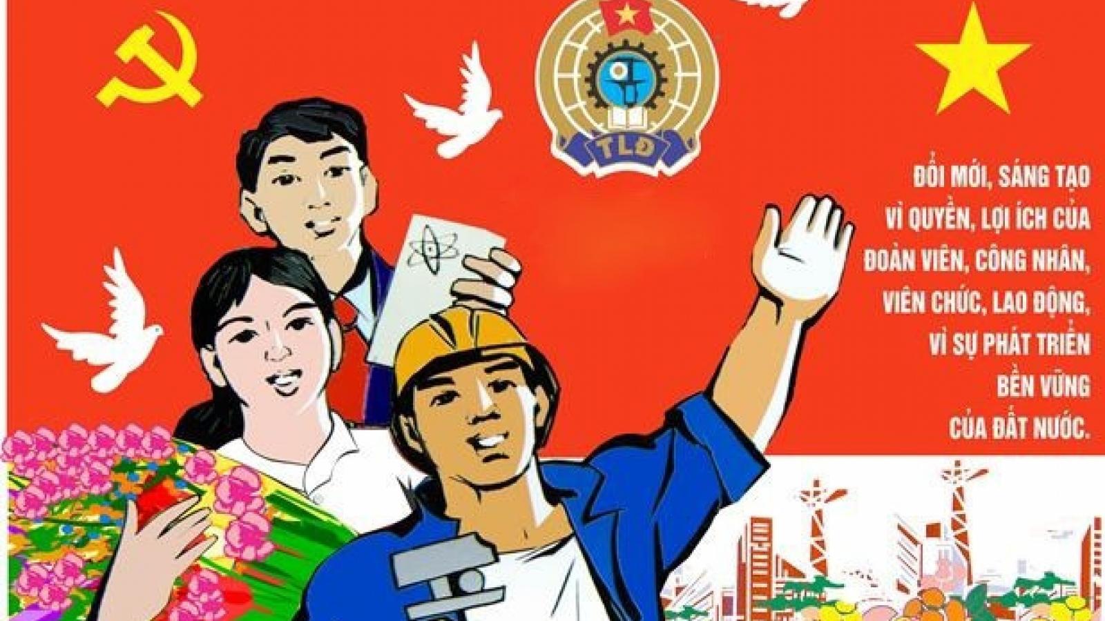 Công đoàn Việt Nam thay đổi hình thức tổ chức Tháng Công nhân 2020