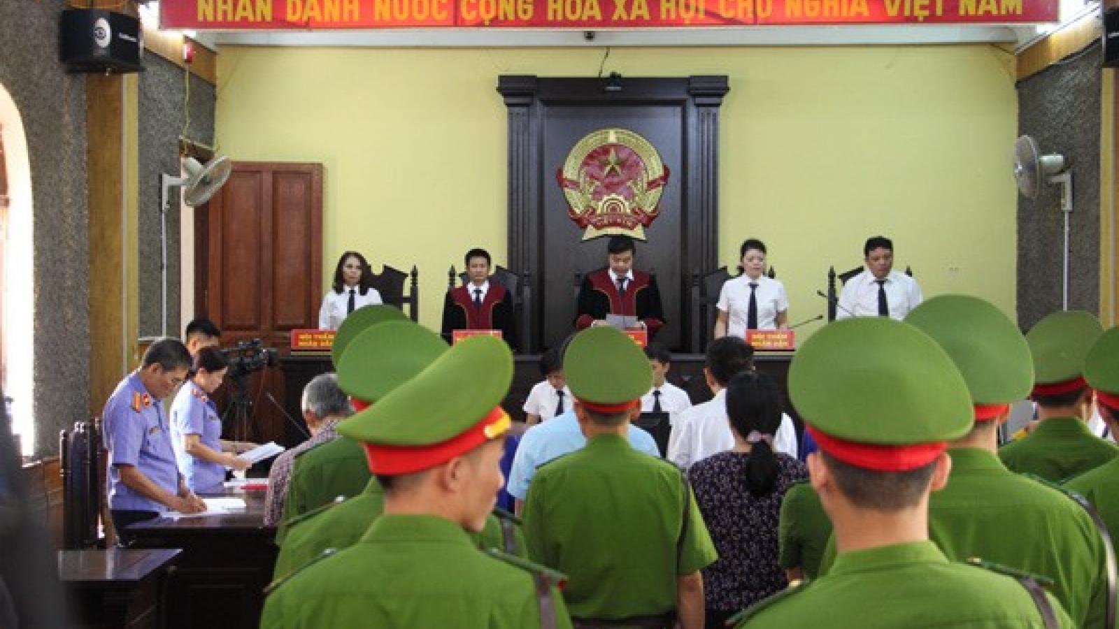 Ngày 21/5, mở lại phiên tòa sơ thẩm vụ gian lận thi cử ở Sơn La