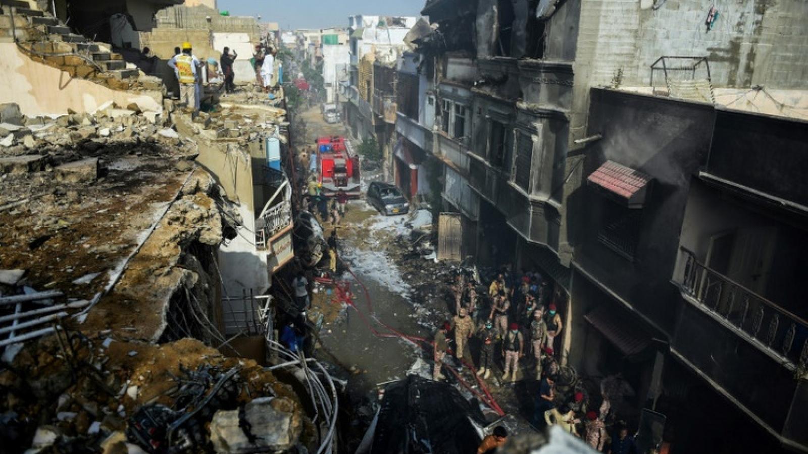 Nhân chứng sống hé lộ nguyên nhân vụ tai nạn thảm khốc tại Pakistan