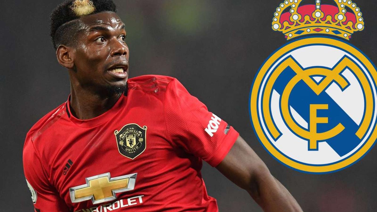 Góc nhìn: Real Madrid không cần Paul Pogba