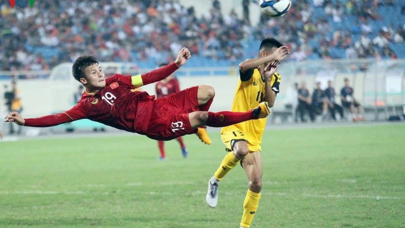"""""""Quang Hải xứng đáng giành Quả bóng Vàng Việt Nam"""""""