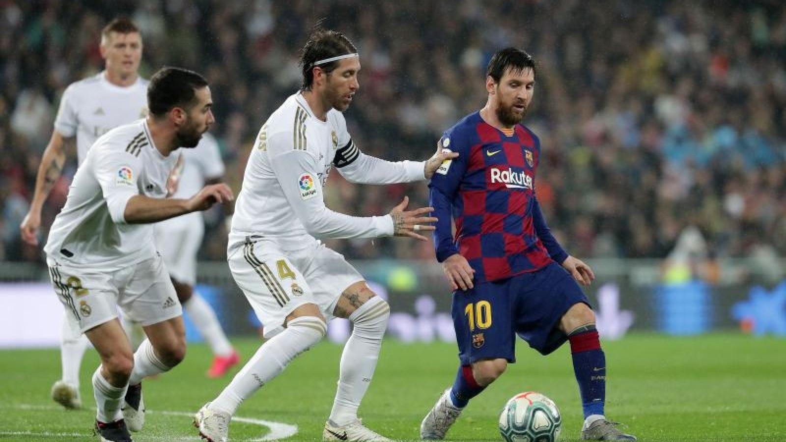 Chính thức: La Liga trở lại từ ngày 8/6