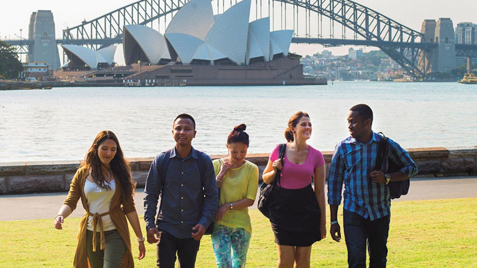 Sinh viên quốc tế có thể quay trở lại Australia vào tháng 7