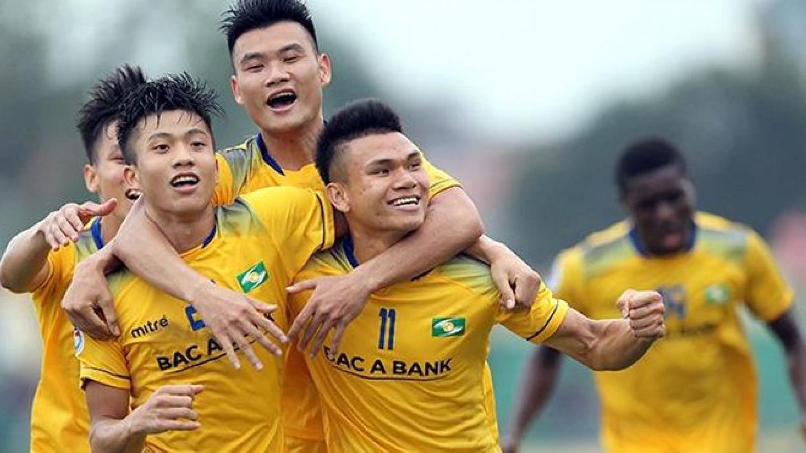 SLNA xin mở cửa đón khán giả vào sân ở trận đấu với Bình Định