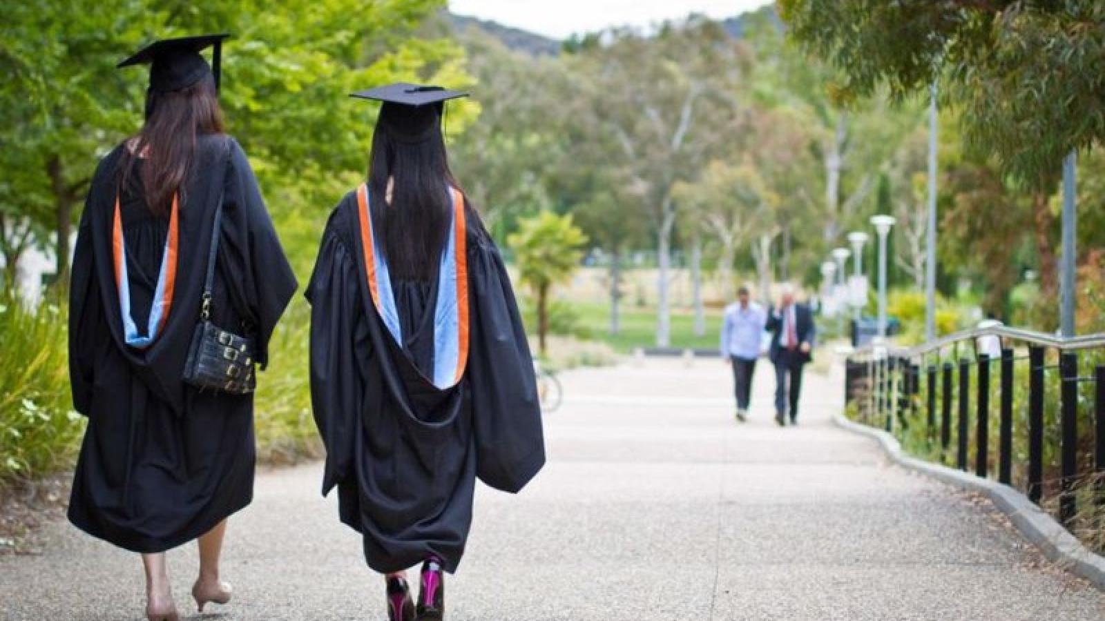 Các bang của Australia chi tiền hỗ trợ sinh viên quốc tế
