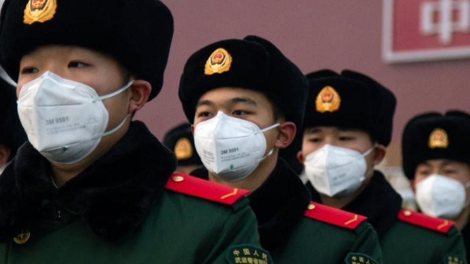 Thư Lan (Trung Quốc) sẽ xử rắn với các vi phạm phong tỏa vì Covid-19