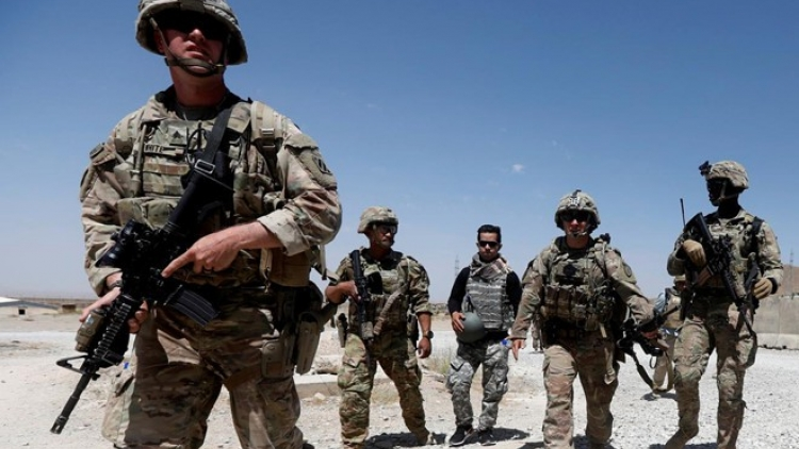 Mỹ dọa đáp trả Taliban nếu bạo lực tiếp diễn tại Afghanistan
