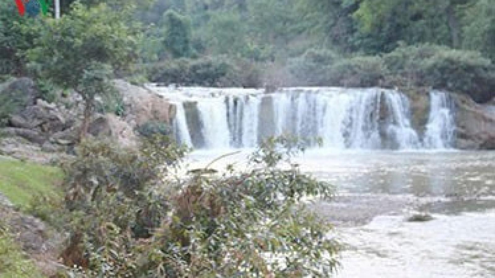 Đi tắm suối, một thanh niên ở Sơn La tử vong