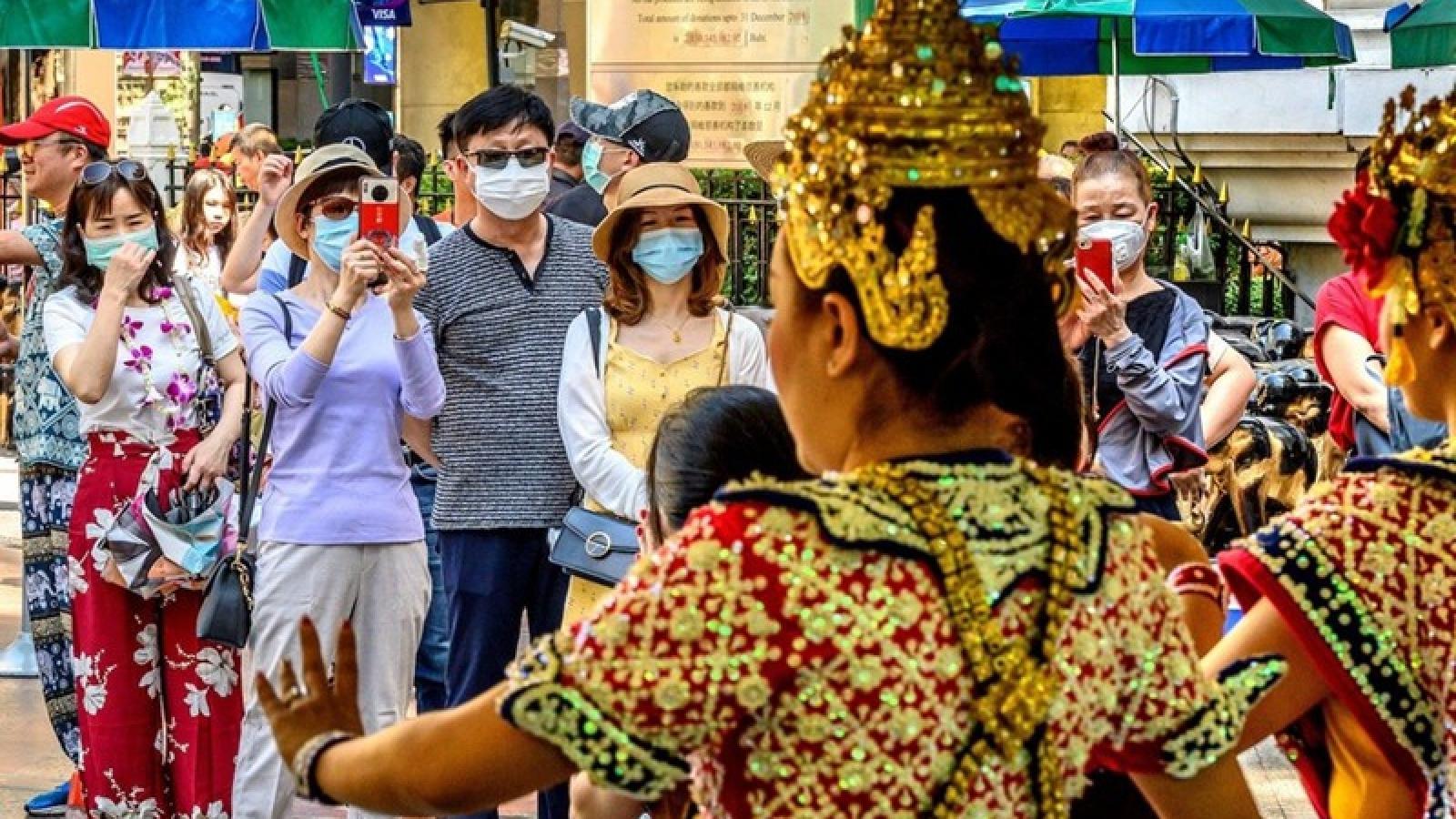 Thái Lan muốn đánh thuế khách nước ngoài sau đại dịch Covid-19