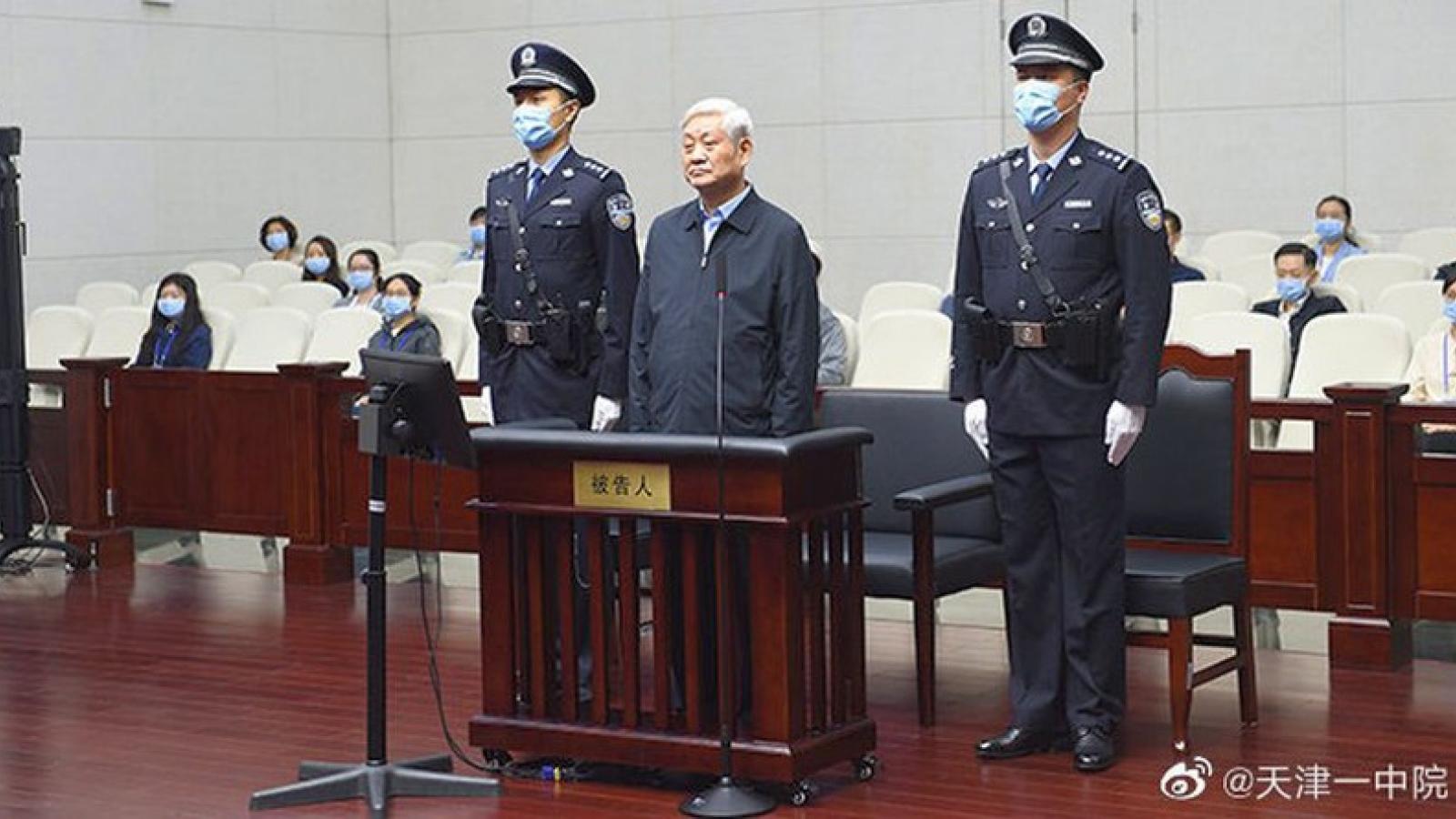 Trung Quốc xét xử nguyên Bí thư tỉnh ủy Thiểm Tây vì tham nhũng