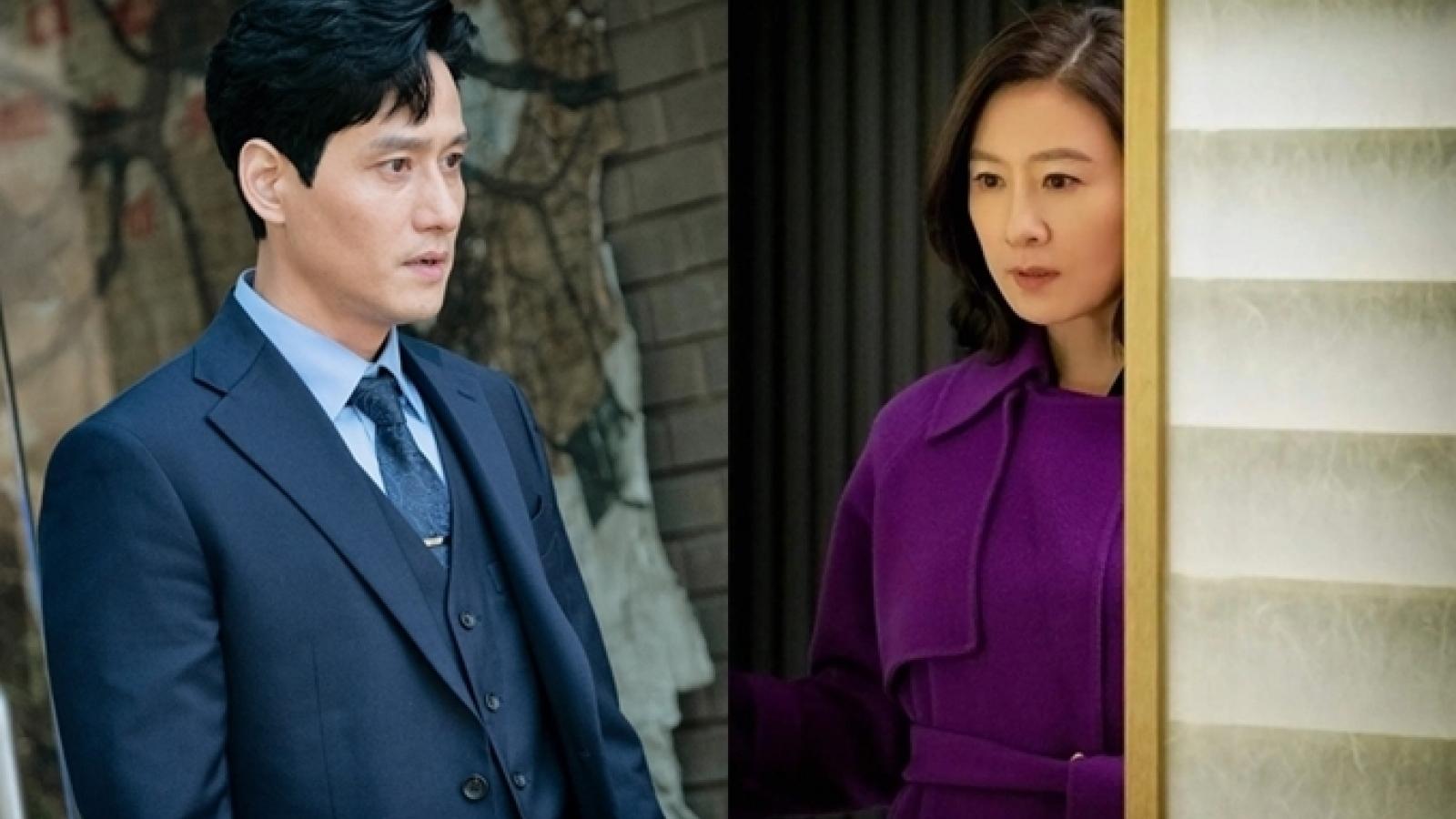 Thế giới hôn nhân: Tae Oh tìm đến vợ cũ sau khi bị nghi giết In Gyu?