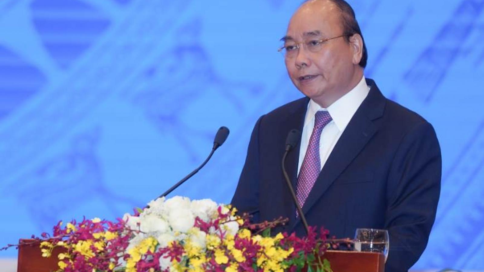Thủ tướng: Yêu nước thì phải hành động, phải có quyết tâm mạnh mẽ